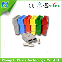 50a 600v Connector Plug Grey Battery