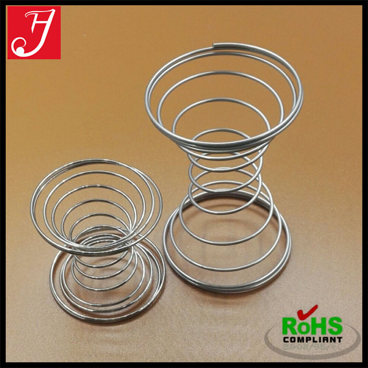 Customized precision shape bottle blender ball coil compression spring
