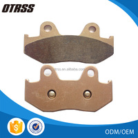 Chinese OEM qingqi atv parts of sintered brake pads supplier
