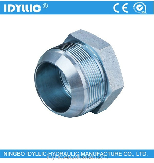 Stainless steel hydraulic jic flare tube fittings buy