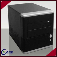 Cabinet branded vertical mini itx pc case for sale