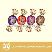 Candy Packaging pet/ pvc Twist Film Provide In Bag or Roll