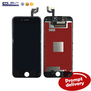 Free shipping promotion for iphone 6 lcd assembly, for iphone 6 lcd and touch screen, for iphone 6 lcd parts with best quality