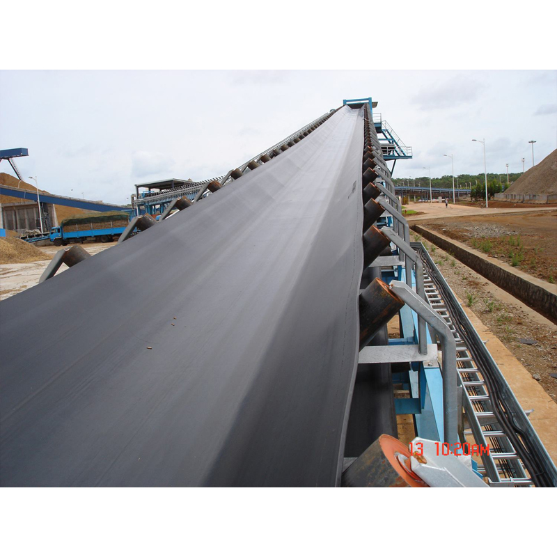 Good quality oil resistant endless rubber conveyor belt for grain