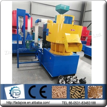 FD series FAda 132KW 2-3T/H ring die wood pellet machine