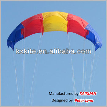 Skin Kite/New Traction Kite Designed by Peter Lynn