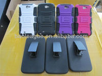 For Samsung GALAXY Note 2 II Case Cover Protector Case Holster Kickstand Armor N7100