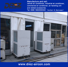 ducting AC anti-corrosion industrial air conditioning for swimming pool
