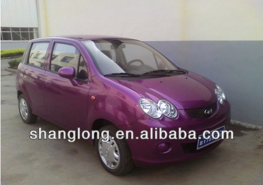 China 4 doors electric automobile