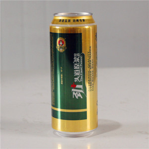 Barley Malt Beer 500 ml 4.5 Alcohol
