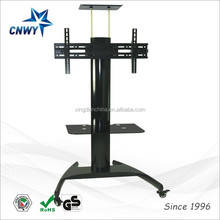 70inch plasma LED LCD TV stand trolley Made in China
