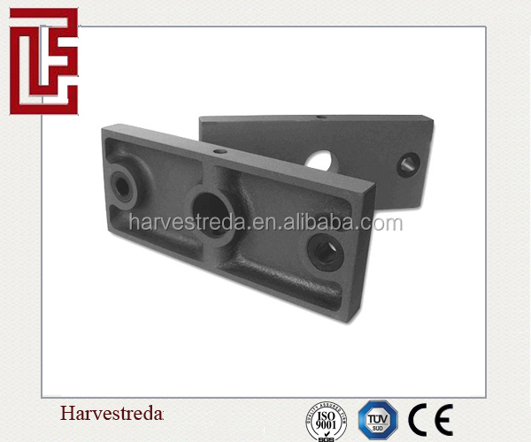 China made customized grey iron investment casting