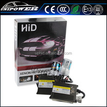Emark approved! Error Free canbus 12v 35w ac slim car hid xenon kit h7 6000k