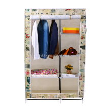 home simple non-woven folding portable wardrobe decorative film