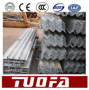 hot-dip galvanized transformer base angle iron from TUOFA factory crossarm