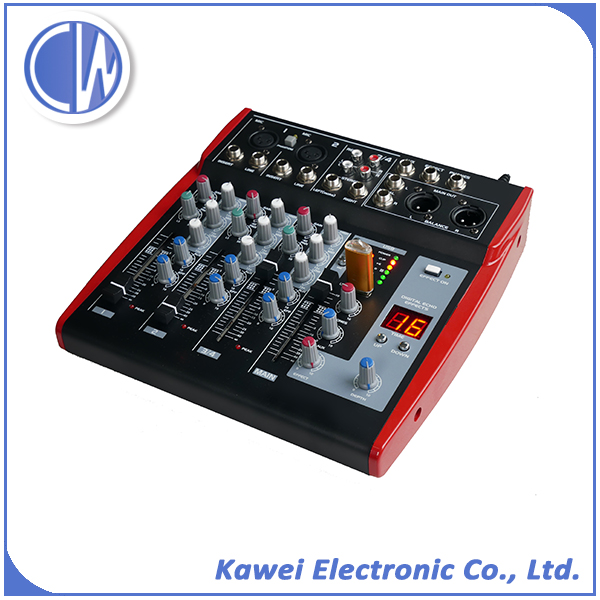 New type music mixer dj mixer usb mp3 player discount