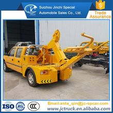 Manual transmission type and new condition 4x2 tow trucks for sale distribution price