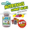 2016 newly Multivitamin Gummy Bear candies