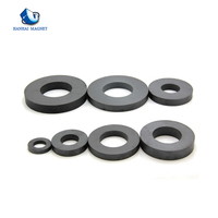 Manufacturer Make Ring Shape Strong Permanent Magnet For Speaker