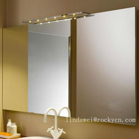 silver decorative mirror laminated factory
