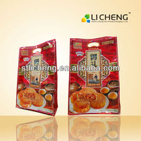 plastic food packaging bag round bottom plastic bag