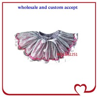 Customized custom fairy wing with aqua pettiskirt for kids