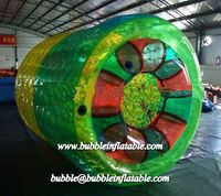 inflatable water ball, water roller balloon can be used on grass land, pool, lake