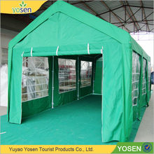 OEM high quality steel metal roof canopy
