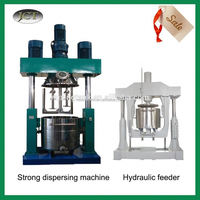 JCT High Seal Strong Dispersion Mixer Machine For epoxy steel ab glue