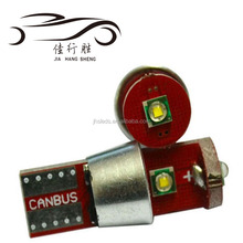 High power T10 CANBUS 15W crees 3smd LED W5W 501 194 168 Error Free car Bulbs Light Lamp parking clearance bulb