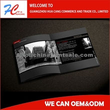Top quality custom well designed cheap Brochure Print Catalog in Guangzhou