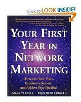 Your First Year in Network Marketing book