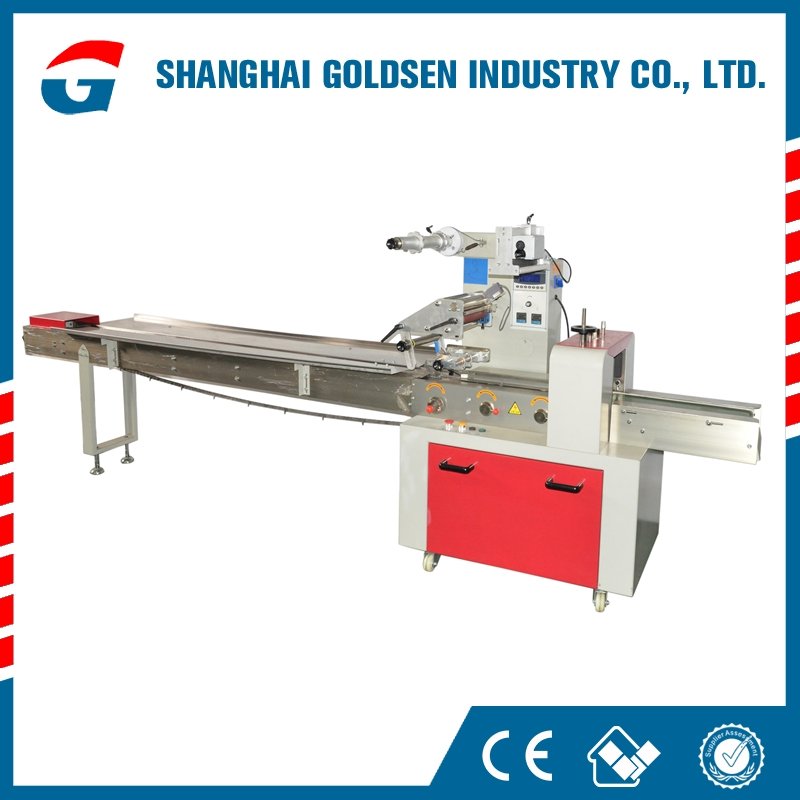 Manufacture price packaging machine for wafer biscuit,snacks packing machinery,food with tray packing machinery