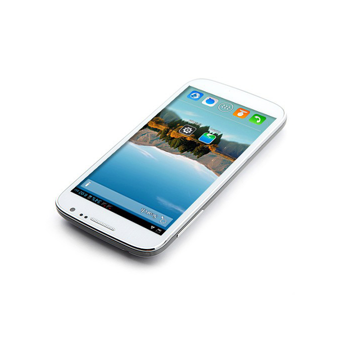 5 inch screen Cubot P9 MTK6572W Dual Core smartphone Cheapest smart phone
