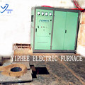 750KG brass induction melting furnace with good price
