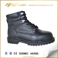 FS1170 Genuine leather operational safety footwear