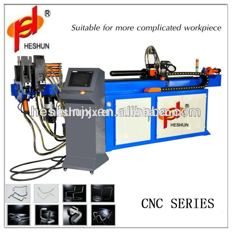 MOQ 1 set Full-automatic hydraulic metal hydraulic steel tube bending tools with great price