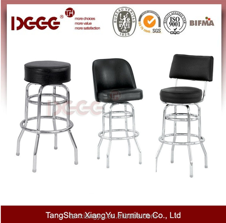 Cheap Furniture Stackable Metal Bar Stool pub stools,dinging stools DG-605B