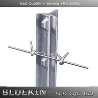 10ft metal t bar fence posts with factory price