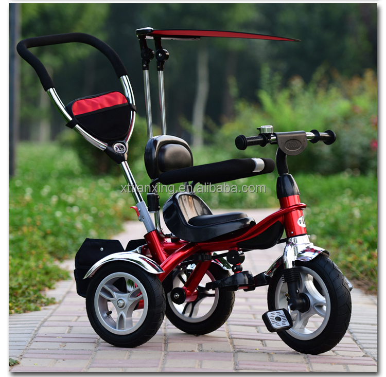 New Arrival Steel Tricycle 3 In 1 High Quality Air Tire China ...