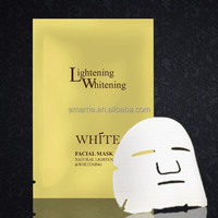 Brand name whitegning facial mask to whitening&lighteing natural skin whitening moisturizing face mask