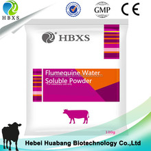 medicine and health care Flumequine Water Soluble Powder gram positive antibiotic