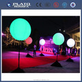 fashion standing tripus LED balloon, led glowing balloon with tripod for ceremony