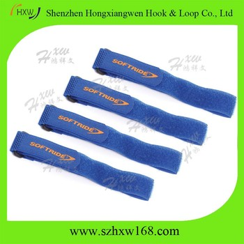 wholesale adjustable buckle hook&loop wire fastener