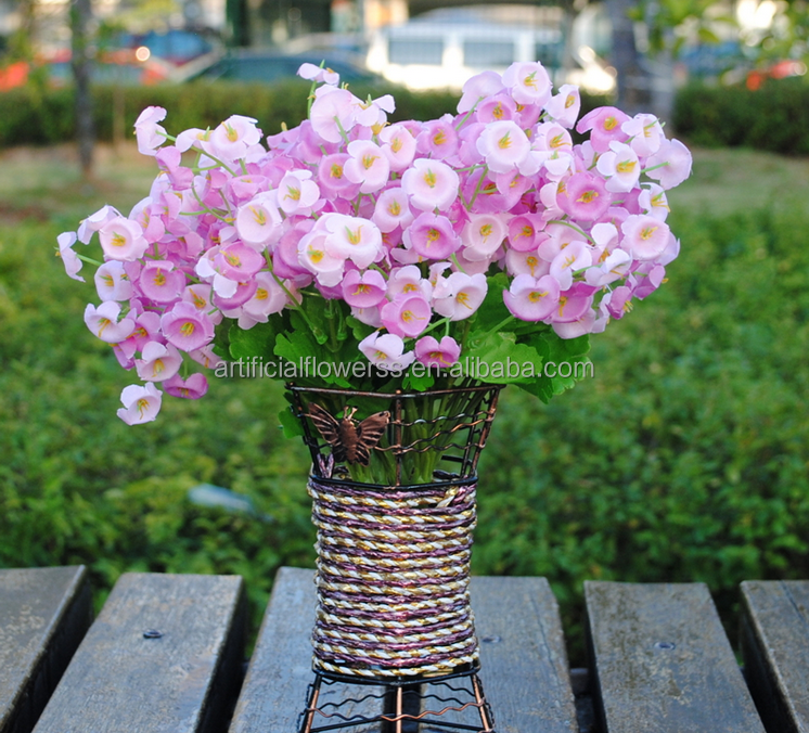 china supplier home decor artificial baby breath flores artificiales