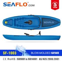 fishing kayak with pedals for wholesales