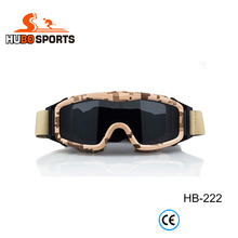 Professional dust proof camping military glasses,tactical military goggles