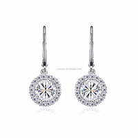 925 silver earrings jewelry manufacturer Chinese supplier