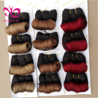 Factory direct wholesale price 100% unprocessed afro-b hair weave