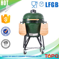 Adjustable Height Ceramic Outdoor Pizza Oven